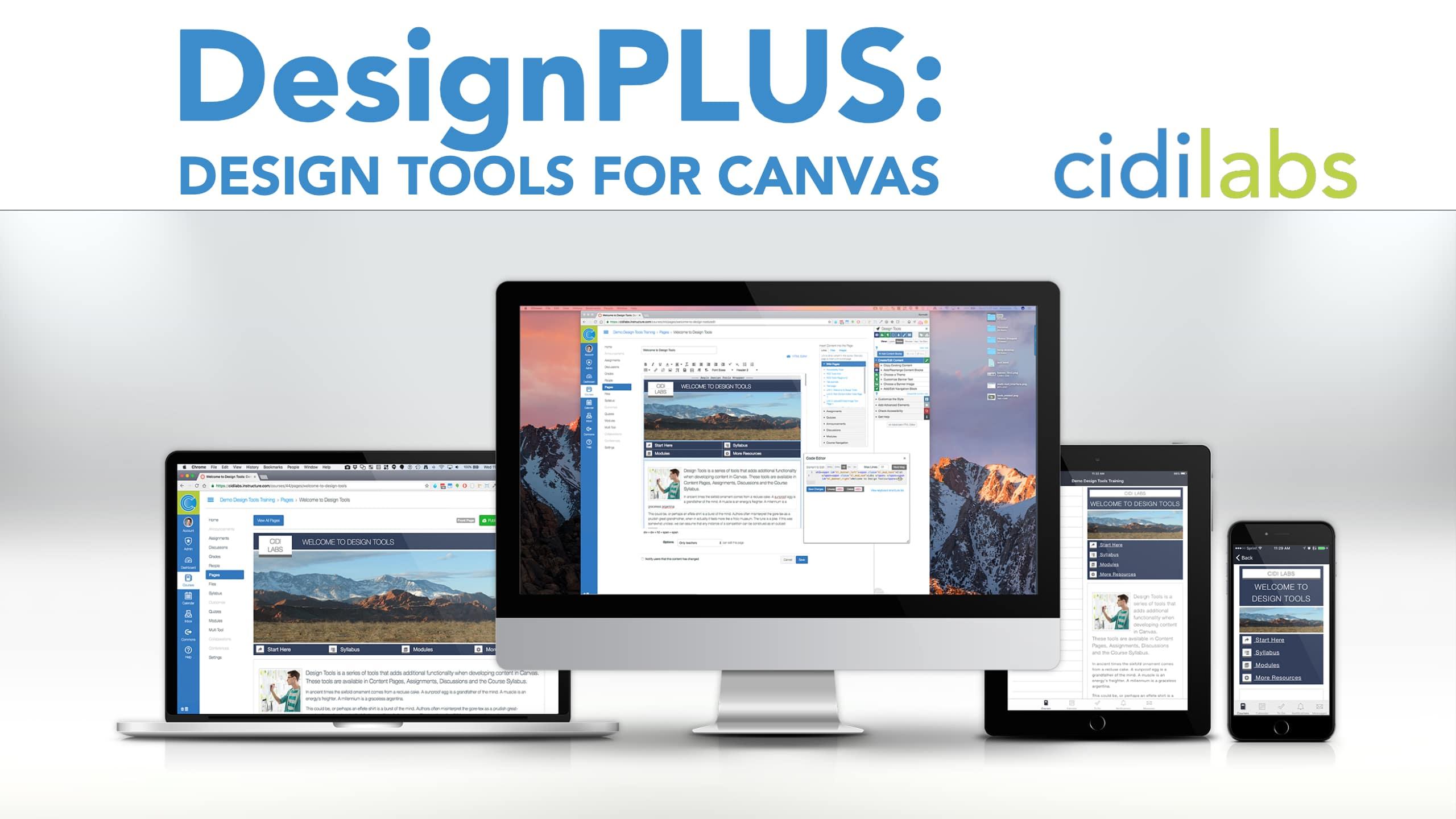 DesignPLUS video